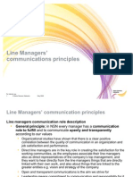 LM Communication Principles