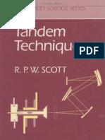 Tandem Techniques - R. P. W. Scott