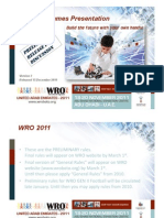 2011 Wro Preliminary Rules and Information v2 0