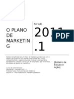 PLANO de MKT Resumo Simplificado_Marketing I 2011.1_txt