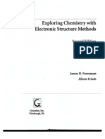 Exploring Chemistry With Electronic Structure Methods