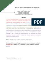Modelo de Resumo Para Tcc - Uso Da Internet No Setor de Hotelaria de Recife-pe