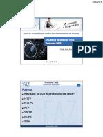 Arquitetura de Sistema Web Protocolos_web - Jose Yoshiririo