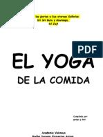 El Yoga de La Comida(1)