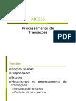 BANCO de DADOS - Process Amen To Transacoes
