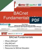 NFMT 11 BACnet Fundamentals 101