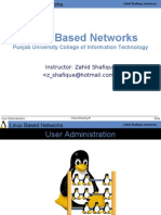 Lecture 6 Users Administration
