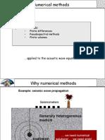 Lecture 3 Numerical Methods
