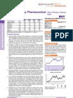 Taifook Securities Analysis