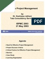 Effective Project Management-Final
