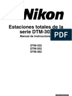 Copia de Manual ET Nikon Serie DTM 302[1]