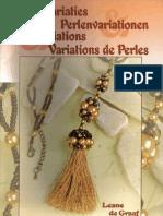 Leane de Graaf - Variations de Perles