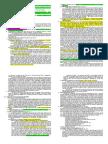 Corp Law Outline Chap. XI - XXI