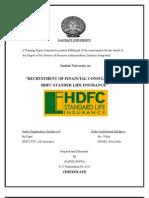 HDFC NUPUR