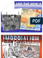 America and the World Powerpoint -- IMPERIALISM