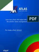 AXA Ireland Claims Management System