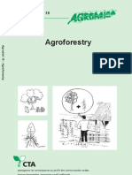Agroforestry by Verheij Ed