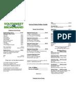 Southwest Minnesota Broadband Services Price Guide 6-11-11