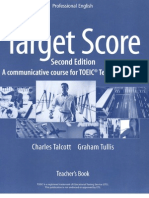 Cambridge Target Score TB