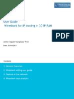 Wireshark User Guide for Vntelecom