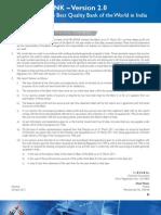Financial Statement 2011