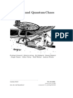 Cvitanovic Et Al. Classical and Quantum Chaos Book (Web Version 9.2.3, 2002)(750s)_PNc