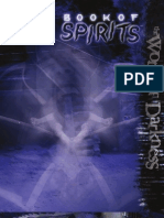 World of Darkness - Book of Spirits