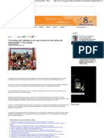 15-06-11 _Escuelas de calidad es lo que merecen los niños de Hermosillo_ Flor Ayala