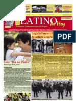 El Latino de Hoy Weekly Newspaper | 6-15-2011