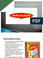 Brand Management (Maggi)