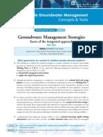 Gwm Briefing Groundwater Estrateg Manangement