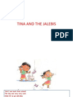 Tina and the Jalebis - Simran