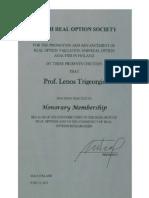 Diploma Trigeorgis