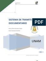 Sistema de Tramite Documentario ( universidad nacional de moquegua )