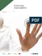 Kit de políticas de Acceso Abierto