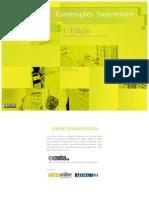 Construções Sustentáveis -Livro  Versão Demonstrativa