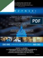 Burzynski Press Kit