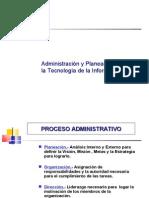 Planeación Estrategica en las TI