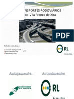 TRANSPORTES RODOVIÁRIOS 11ºE ESTUDO DE CASO