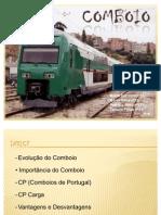 Estudo Caso, Comboios (GEO)