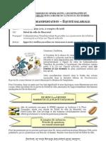 INVITATION MANIFESTATION - ÉQUITÉ SALARIALE - 20 JUIN 2011