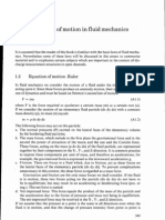 Euler Equations in Fluid Dynamics