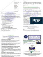 Nebosh Certificate Diploma Brochures