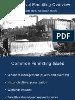 Batt - Permitting Overview