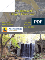 Graber - Dam Removal Project Overview