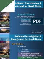 Wildman - Sediment Investigation and Management