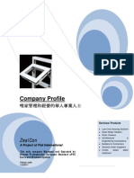 ZealCon uPVC Doors and Window System Company Profile