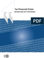 OECD - The Financial Crisis, Reform and Exit Strategies (2009)