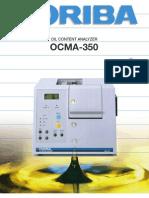 OCMA 350 Literature