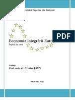 Economie Europeana Anul II
